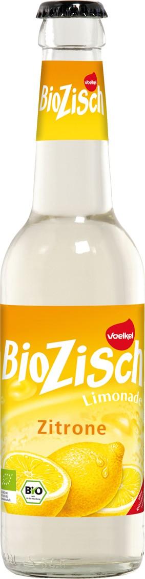 BioZisch Zitrone 0,33 l.