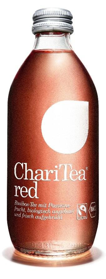 ChariTea red 0,33 l.