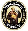 Franziskaner Hefeweizen Hell 0,5 l.