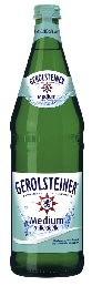 Gerolsteiner Medium 0,75 l.