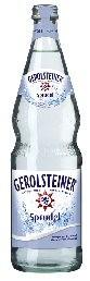 Gerolsteiner Sprudel 0,7 l.