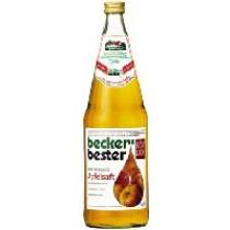 Beckers Bester Apfelsaft klar 6x1,0