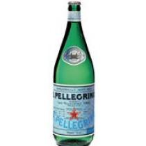 San Pellegrino 12x1,0 Glasflasche