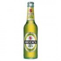 Becks Green Lemon 0,33 l.
