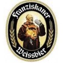 Franziskaner Kristallweizen 0,5 l.