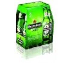 Heineken Premium 6er 0,33 l.