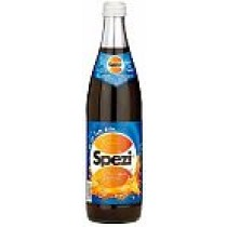 Spezi Orange 0,5 l.