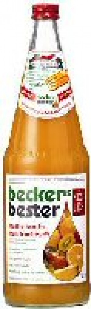 Beckers Bester Multivitaminsaft 6x1,0