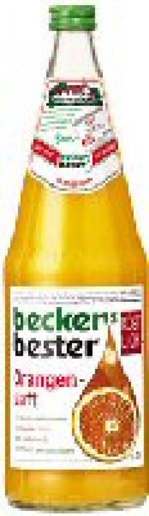 Beckers Bester Orangensaft 6x1,0
