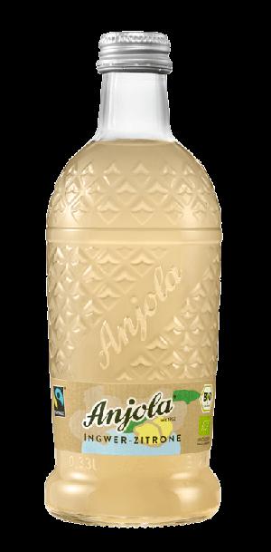 Anjola Bio Ingwer Zitrone 20x0,33