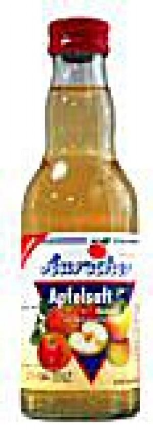 Auricher Apfelsaft klar 0,2 l.