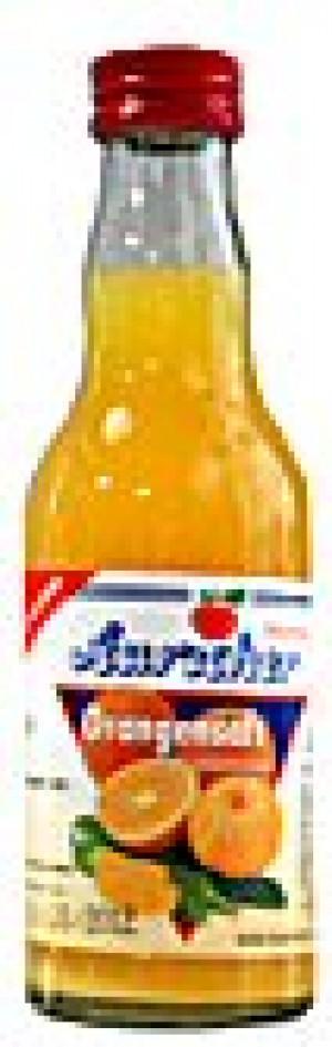 Auricher Orangensaft 0,2 l.