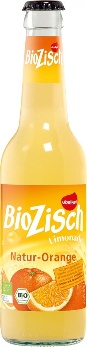 BioZisch Natur-Orange 0,33 l.