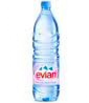 Evian 1,5 l.