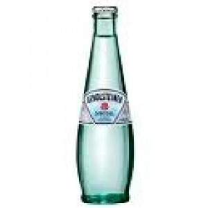 Gerolsteiner Naturelle Gastroflaschen 0,25 l.
