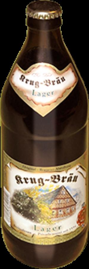 Krug Bräu Lagerbier