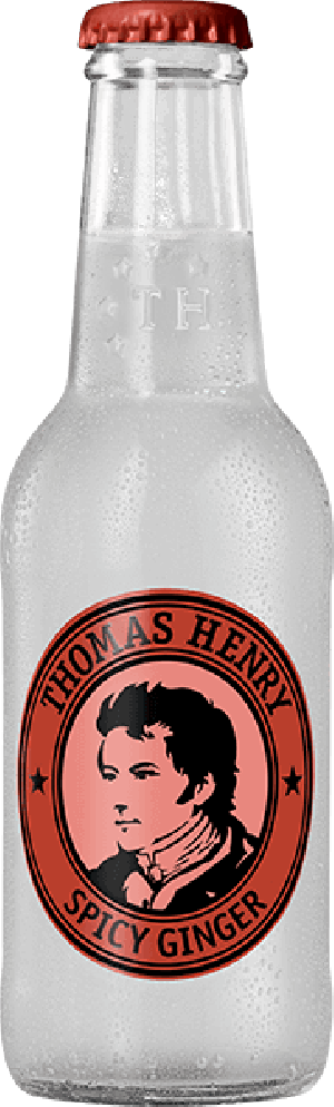Thomas Henry Spicy Ginger 24x0.2